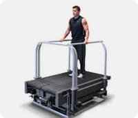 Bertec Fully instrumented treadmills